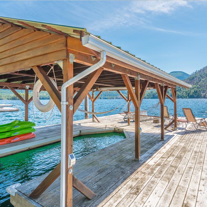 Sproat Lake Summer Recreation