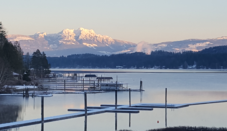 Winters at Sproat Lake
